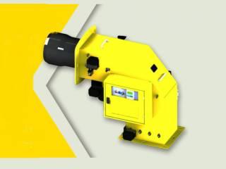 Quemador mixto Gas natural / Gasóleo regulación modulante electrónica