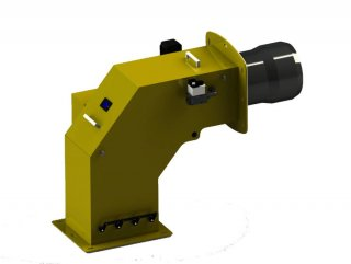 Light oil duobloc electronic modulation burner